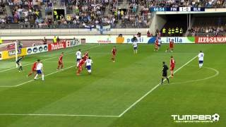 2014 FIFA World Cup qualification: Finland - Belarus 1-0 (0-0) 57