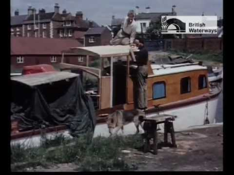 Waterways - This BTF documentary depicts the uses made of the inland waterways in the early 1960s. The boats and fashions have changed and the commercial traffic using n...