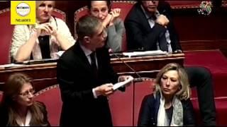 Fiducia sulle Unioni Civili, l'intervento di Alberto Airola (M5S)
