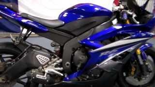 2. 2007 Yamaha YZFR6