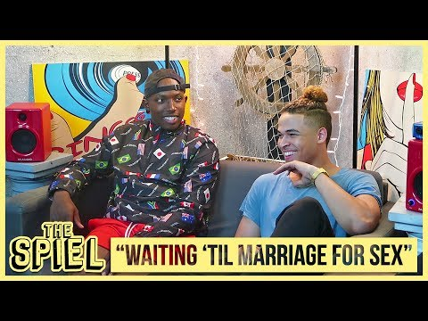 Guys DON'T want to wait until MARRIAGE for SEX? | The Spiel (Ft. Boog, Pettis, & Thotty Scotty)