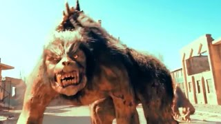 Video Werewolf Fight Scene - Monster Giant Lycan HD MP3, 3GP, MP4, WEBM, AVI, FLV Oktober 2018