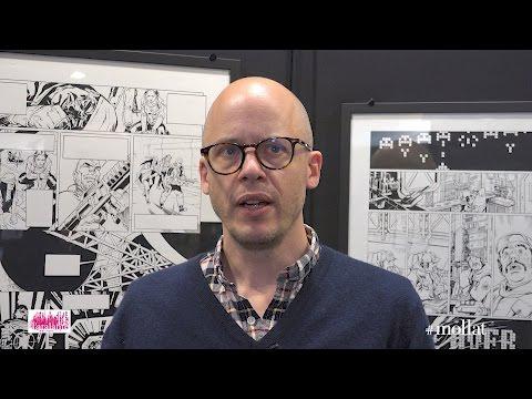 Vidéo de Lev Grossman