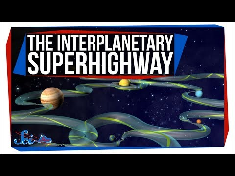 Take a Ride on the Interplanetary Superhighway