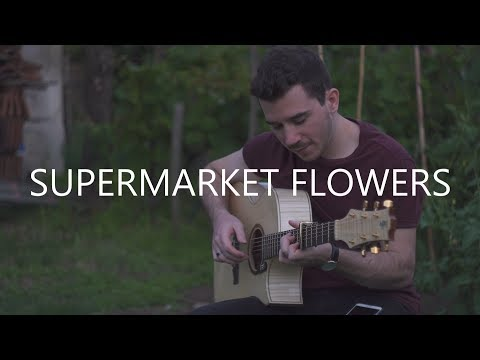 supermarkt flowers ed sheeran