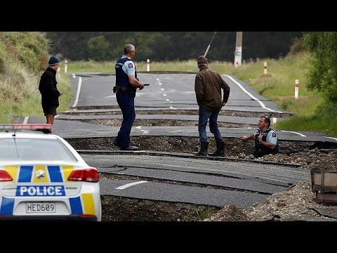 Ν.Ζηλανδία: Συνεχείς μετασεισμοί