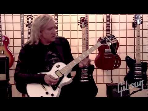 Duane Allman taught Joe Walsh...