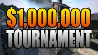 $1,000,000 Black Ops 2 Championship Tournament This Weekend! (Competitive COD Livestream)