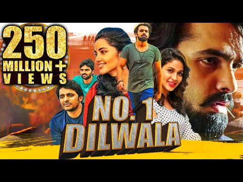 No. 1 Dilwala (Vunnadhi Okate Zindagi) 2019 New Released Full Hindi Dubbed Movie | Ram Pothineni