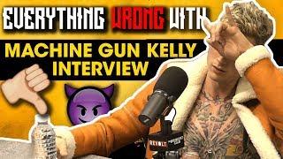 Video Everything Wrong With Machine Gun Kelly's Breakfast Club Interview MP3, 3GP, MP4, WEBM, AVI, FLV Oktober 2018