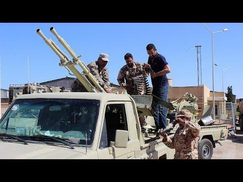 Libyen: UN-Sicherheitsrat fordert sofortigen Waffenstillstand