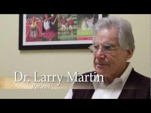 Dr. Larry Martin – Polymyalgia Rheumaticia & Type 2 Diabetes