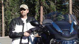 5. 2012 BMW K1600GTL vs. 2012 Honda Gold Wing Shootout