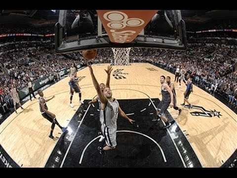 Video: Tony Parker's 3rd Thirty Point Game of the Season