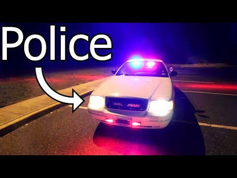 How to Build a Police Car (Project Police Interceptor)