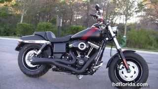 9. New 2015 Harley Davidson Fat Bob Motorcycles for sale