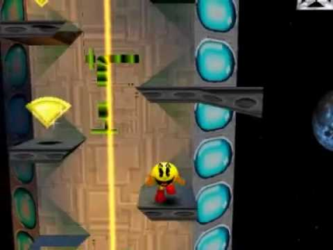 pac man world playstation network