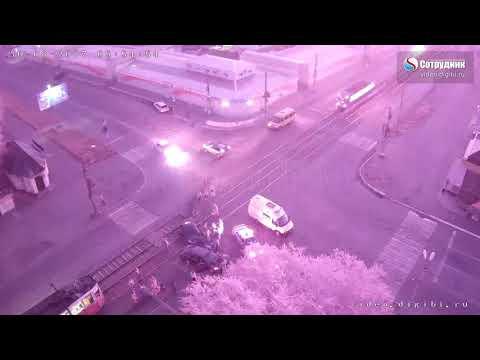 Авария в Бийске