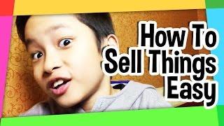 Video Cara jualan cepat laku! how to sell things easy! MP3, 3GP, MP4, WEBM, AVI, FLV Maret 2018