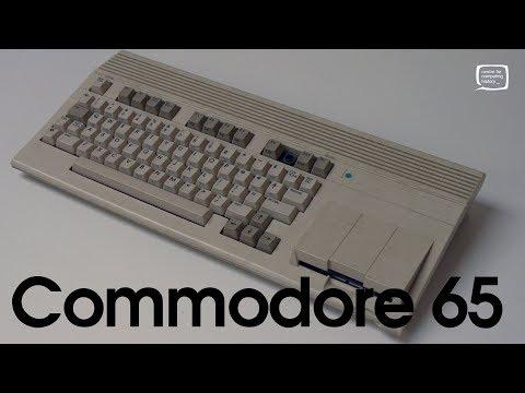 The Commodore 65 - Incredibly Rare & Unreleased!