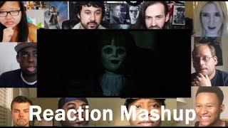 Video Annabelle Creation Trailer 2 REACTION MASHUP MP3, 3GP, MP4, WEBM, AVI, FLV Juni 2017