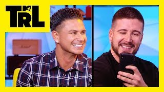 Video How Well Do Vinny and Pauly D Know Each Other? | Pop Quiz | TRL MP3, 3GP, MP4, WEBM, AVI, FLV September 2018