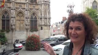 Una tarde por Lovaina en Flandes Bélgica