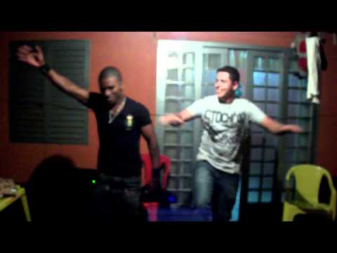 Bêbados no Churras em Itapuí 2