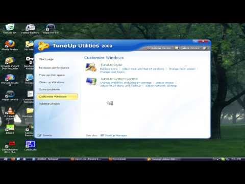 How To Install Custom Themes On Windows Xp & Vista