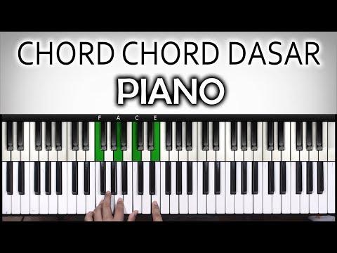 Download Lagu Cara Mudah Belajar Chord Atau Kunci Dasar Keyboard