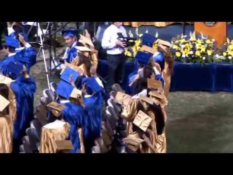TJN Graduation at Bishop Amat Memorial High School, 2013 Vol 3