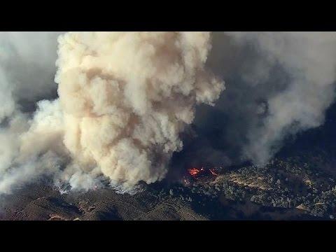 ΗΠΑ: Η «Κρύα Φωτιά» κατακαίει την Καλιφόρνια