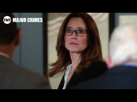 Major Crimes 4.01 (Preview)