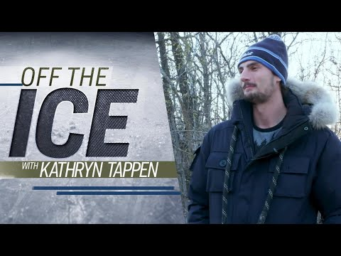 Video: Winnipeg Jets' Hellebuyck talks playoffs and his pregame rituals | Off the Ice with KT | NHL on NBC