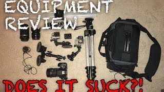 Does My Camera Equipment Suck? by Evan Shanks