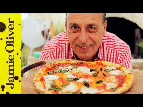 Hoe kan ik thuis zelf pizza maken?