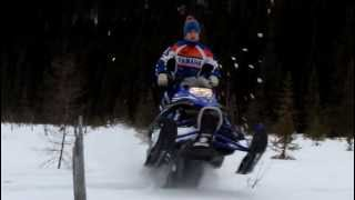 9. Yamaha Fx Nytro Hauck Exhaust + K&N's Sound