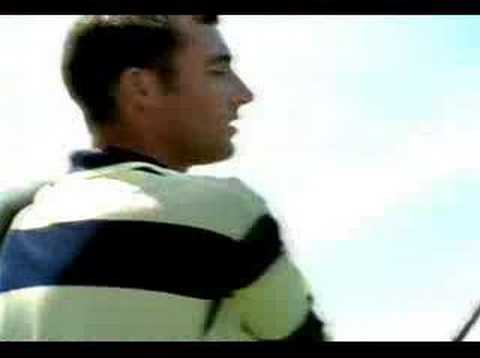 Tiger Woods Nike Commercial – inspiration