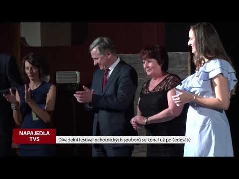 TVS: Napajedla - Divadelní festival
