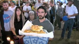 Sukkot 2012 - Challah&Tzit Tzit