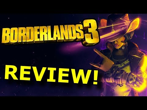 Borderlands 3 Review! Worth the TROUBLE? (Ps4/Xbox One)