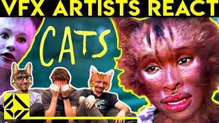 Video VFX Artists React to Bad & Great CGi 7 MP3, 3GP, MP4, WEBM, AVI, FLV September 2019