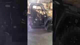 7. 2017 KYMCO UXV 450i
