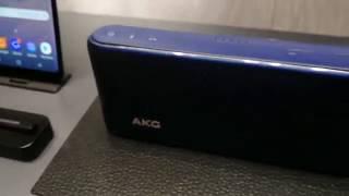 AKG S30 Bluetooth speaker