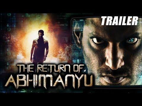 The Return of Abhimanyu (Irumbu Thirai) 2019 Official Hindi Dubbed Trailer 2 | Vishal, Samantha