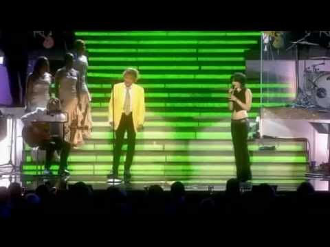 Rod Stewart & Amy Belle - I Don't Want To Talk About It