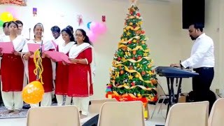 CHRISTMAS CAROL - SHARJAH CSI YOUTH MOVEMENT