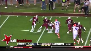 Kelcy Quarles vs Florida (2013)