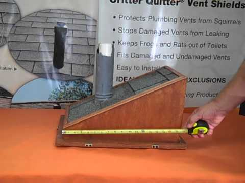 how to measure pitch of a roof