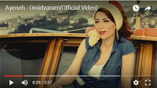 Omidvaram Music Video Ayeneh
